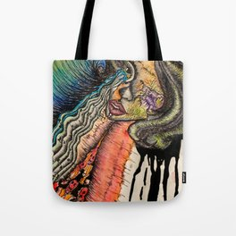 MUSIC LIFELINE Tote Bag