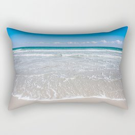 Paradise is the Beach Rectangular Pillow