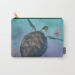 Sea Turtle Dreams Carry-All Pouch