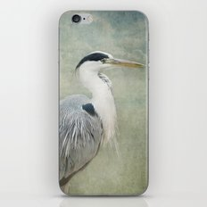 Cool Heron iPhone & iPod Skin