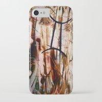 gemini iPhone & iPod Cases featuring Gemini  by ART de Luna