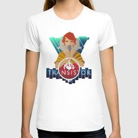 transistor T-shirts featuring TRANSISTOR by Duke