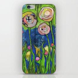 Garden Story iPhone Skin