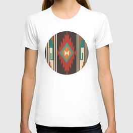 American Native Pattern No. 32 T-shirt