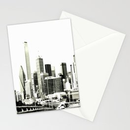The Dallas storyline Stationery Cards