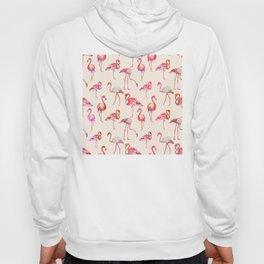Flamingo Happiness Hoody