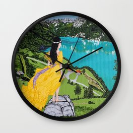 A memory?.... Or a dream maybe Wall Clock
