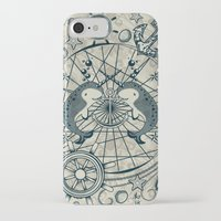 narwhal iPhone & iPod Cases featuring Narwhal by AmKiLi