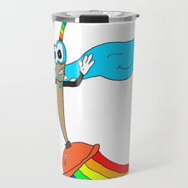 Super Plunger Travel Mug