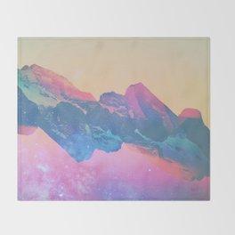 ECLIPTICS Throw Blanket