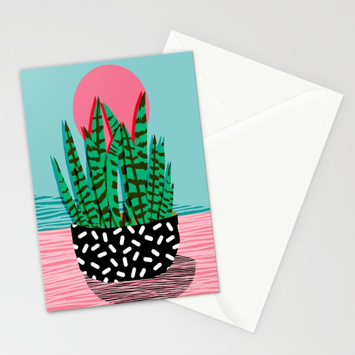Edgy wacka potted indoor house plant hipster retro throwback edgy wacka potted indoor house plant hipster retro throwback minimal 1980s 80s neon pop art m4hsunfo