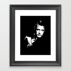 Cary Grant Framed Art Print