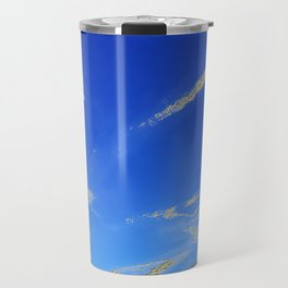 Fly, in the sky, like a butterfly ... Travel Mug