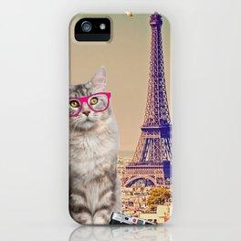 Louie in Paris iPhone Case