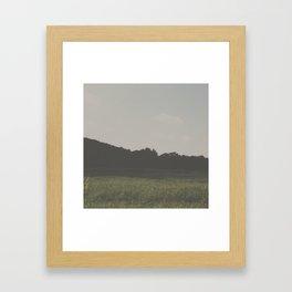 memories.  Framed Art Print