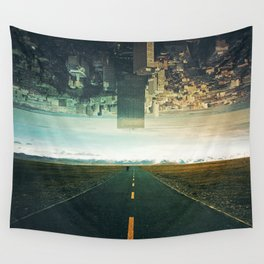 Roads Ahead Wall Tapestry