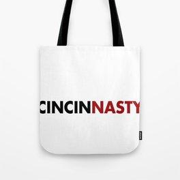 CINCINNASTY Tote Bag