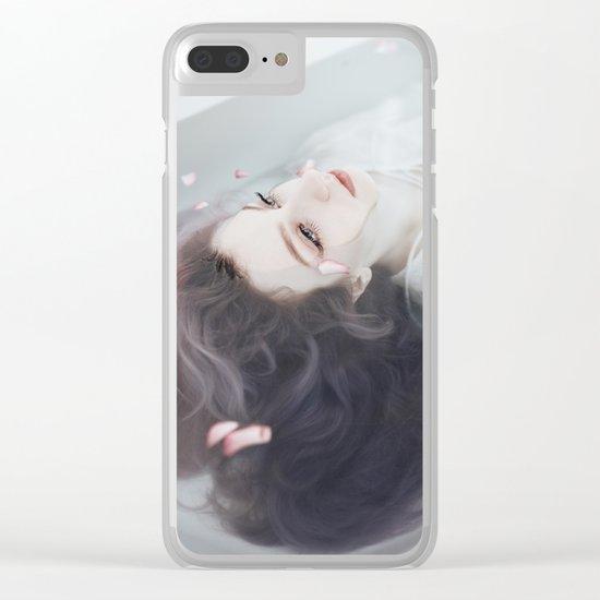 Petal Clear iPhone Case