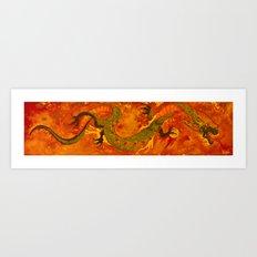 Kun Tai Art Print