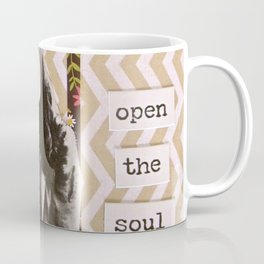Open the Soul Coffee Mug