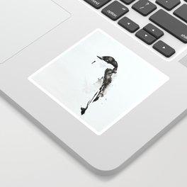 Birdie ii Sticker