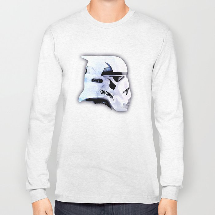 vampire trooper Long Sleeve T-shirt