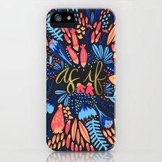 As If – Pink & Black Slim Case iPhone SE