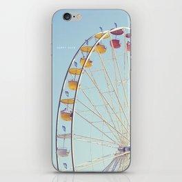 Happy Days iPhone Skin