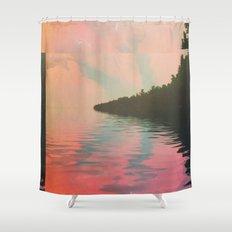 NSULA Shower Curtain