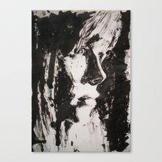 retrato Canvas Print
