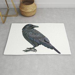 Celtic Raven Rug