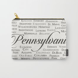 Pennsylvania Carry-All Pouch