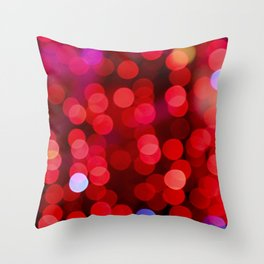 Desire is Burning Throw Pillow