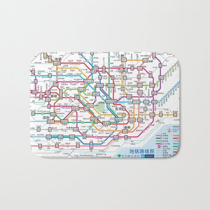 Mat Subway Map