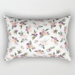 Bouquets of Abundance Rectangular Pillow