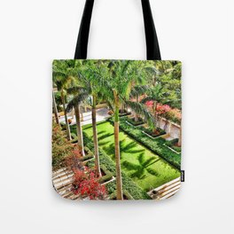 Palm Tree Lover Tote Bag