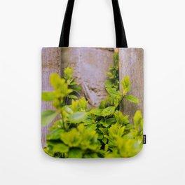 Garden foliage Tote Bag