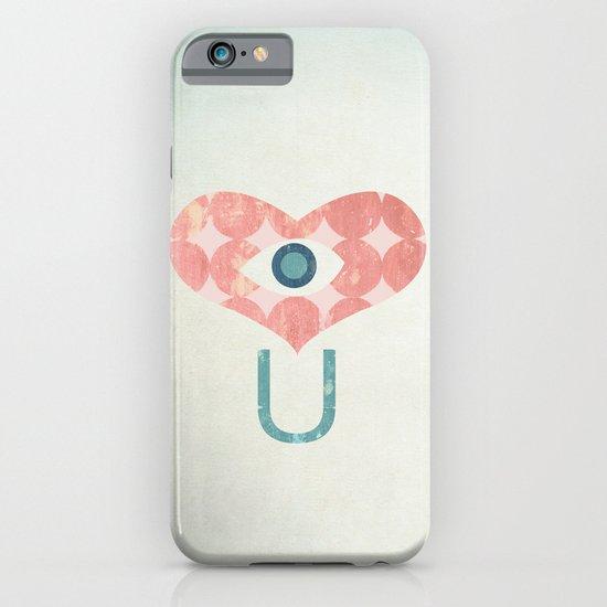 I Heart You iPhone & iPod Case