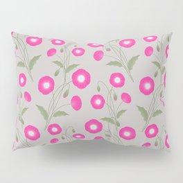 Poppies. 2 Pillow Sham