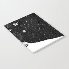 Cosmic Dust Notebook