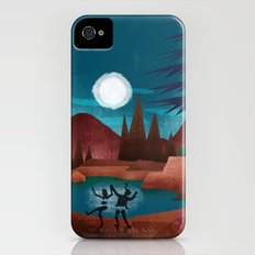 Moondance - Inspired by Wes Anderson's movie Moonrise Kingdom iPhone (4, 4s) Slim Case