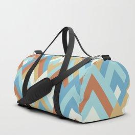 Blue Arrows Duffle Bag