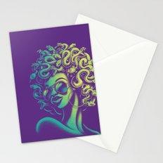 Funky Medusa Stationery Cards