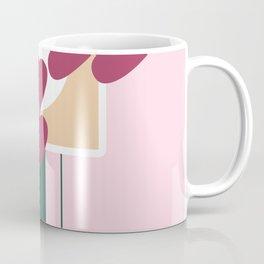 Strawberry Heart Shortcake Coffee Mug