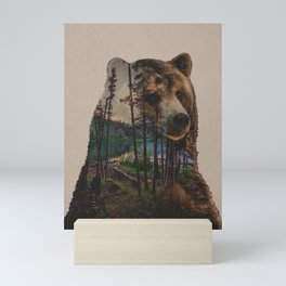 Bear Lake Mini Art Print