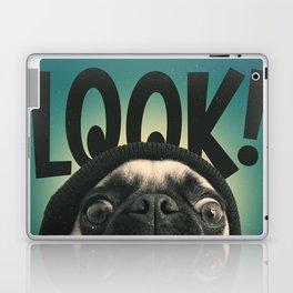LOOK it's Lola the pug Laptop & iPad Skin