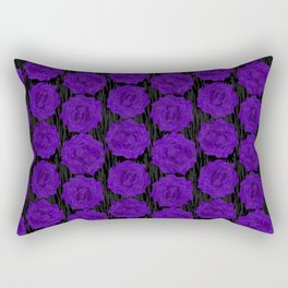 Dead Roses Rectangular Pillow
