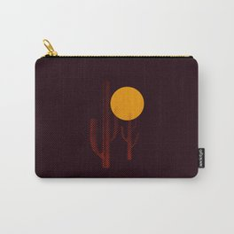 Brown Desert Carry-All Pouch
