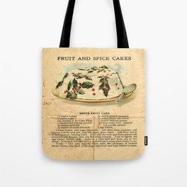Fruit Cakes - Vintage Tote Bag