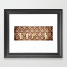 In which pigeon haberdashery is an untapped market Framed Art Print